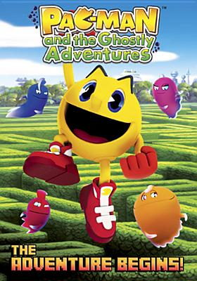 PACMAN GHOSTLY ADVENTURES:ADVENTURE B BY PAC-MAN AND THE GHOS (DVD)